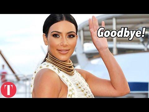 10 Reasons Why The Internet Will Miss Kim Kardashian