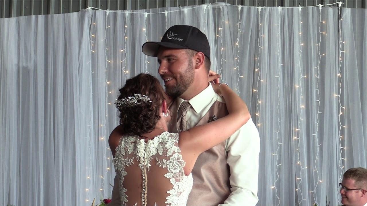John and Kristen Sinkovich Wedding Video