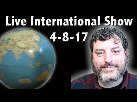🔴 LIVE: International Mandela Effect Roundtable - 4-8-17 11:00am EST.