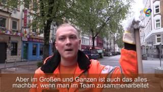 Arbeiten bei der Straßenreinigung Hamburg - Erfahrungsberichte