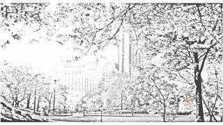 Auto Draw 2: Central Park In Autumn, New York