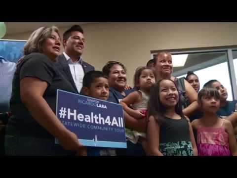 Lara Heath4All Event - Fresno