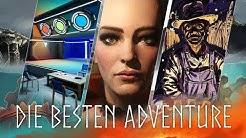 Die besten Adventure des Jahres 2018
