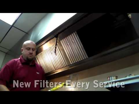 Grease Filter Service | Restaurant Hood Filters
