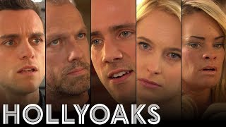 Hollyoaks: Donovan Christmas Dinner Disaster