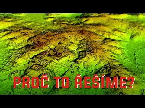 LiDAR odhalil v džungli mayskou megalopoli - Proč to řešíme? #275