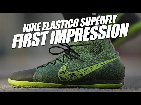 Nike Elastico Superfly IC Play Test and First Impression