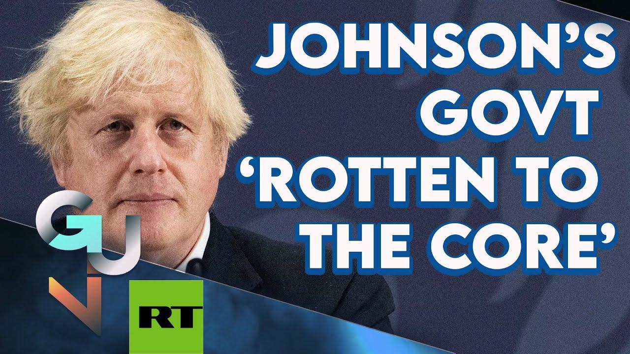 'Boris Johnson's Government ROTTEN TO THE CORE With Corruption!'- Prof. Richard Murphy