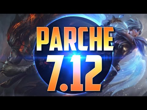 DIOS, LÍBRAME DE YASUO | PARCHE 7.12 (League of Legends)