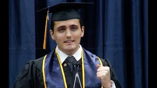 Austin Weinstein - UC Berkeley Winter Commencement Student Address