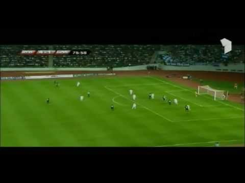 Dinamo Tbilisi - EB Streymur 6-1 (Champions League II Qualifying round)