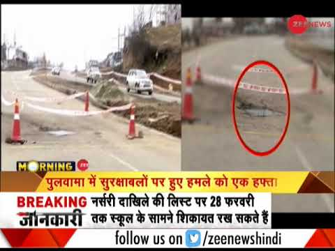 Pulwama terror attack: A week after deadliest terror attack on CRPF