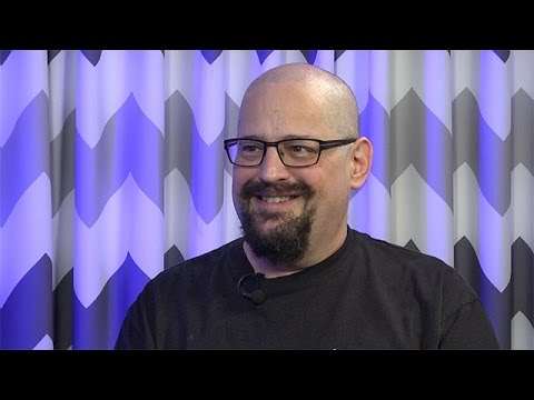 Charles Stross interview - Laundry Files & Merchant Princes