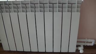 видео Двухтрубная система отопления частного дома