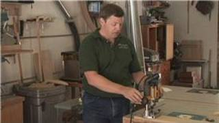 Wood Routers How to Use a Router Power Tool