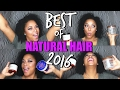 BEST of HIGH POROSITY NATURAL HAIR 2016 + GIVEAWAY | MelissaQ