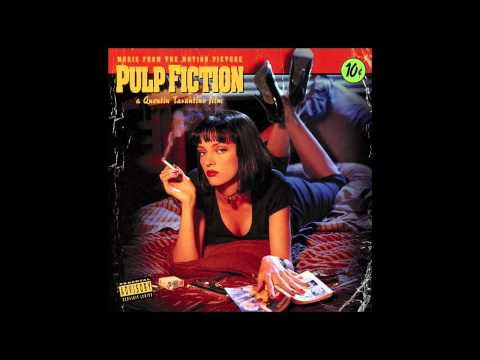 Al Green - Let's Stay Together  -  Pulp Fiction  (HQ)