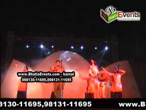 EVENT SHOW  STAG SHOW GURDAS MAAN BHATIA EVENTS KARNAL 98130 11695, 98131 11695 thumbnail