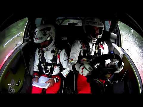 Rally Australia 2018. Toyota w akcji