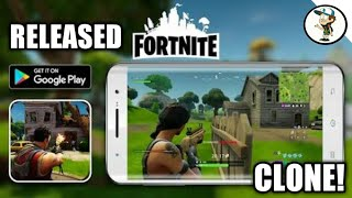 Télécharger Fortnite Battle Royal Clone Game For Android Released! Jeu de bataille de projet - Télécharger