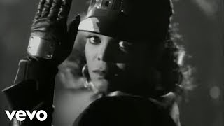 Janet Jackson - Rhythm Nation (Official Music Video)