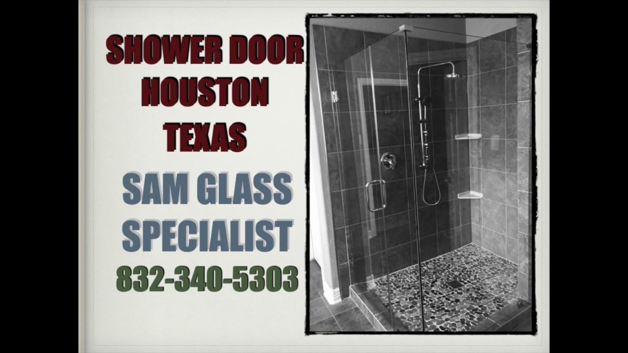 Shower Door Houston Texas Framed And Frameless Youtube