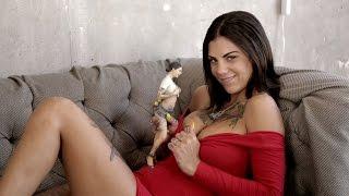 Eroticart-Shop presents: Bonnie Rotten as 3D figurine