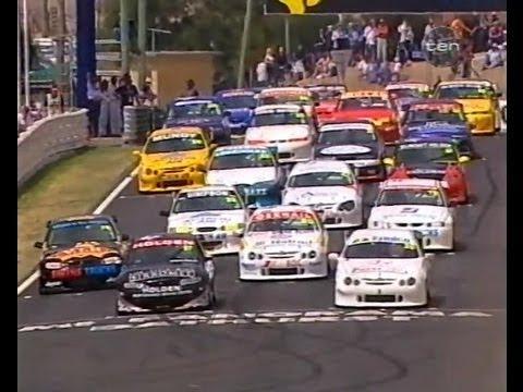 2002 V8 Supercars - Development Konica Series - Bathurst Race