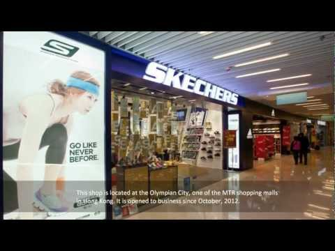 6aed114fa33 Skechers retail shop renovation by Avincas Project interior design - YouTube