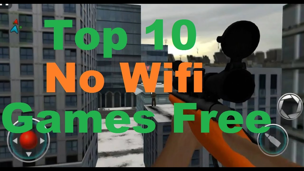 Best Android Games That Don't Need WiFi - Android Apps