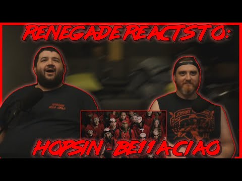 Download Renegades React to... Hopsin - BE11A CIAO