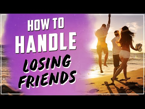 How to Deal with Losing Friends When Bettering Yourself