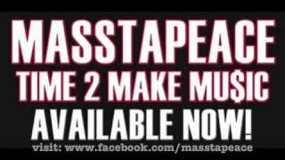 Masstapeace - Trigga Talk ft Slaine / Come With It (Prod by Snowgoons)