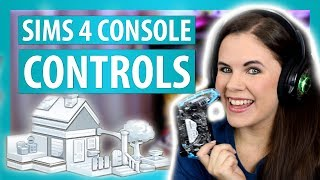 🏡 Sims 4 Console Build Mode Controls & Counter Tricks 🎮 | Sims 4 Console Tips & Tricks | Chani_za