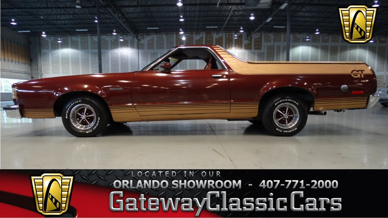 small resolution of 1979 ford ranchero gt