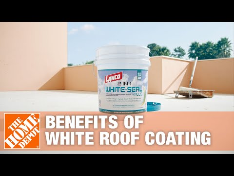Benefits of White Roof Coating
