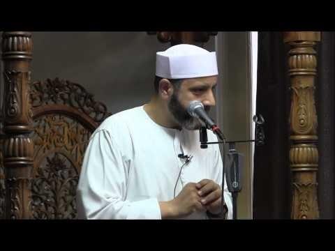Friday Khutbah 11/04/2016 ( Sheikh Mohammed Mousa )