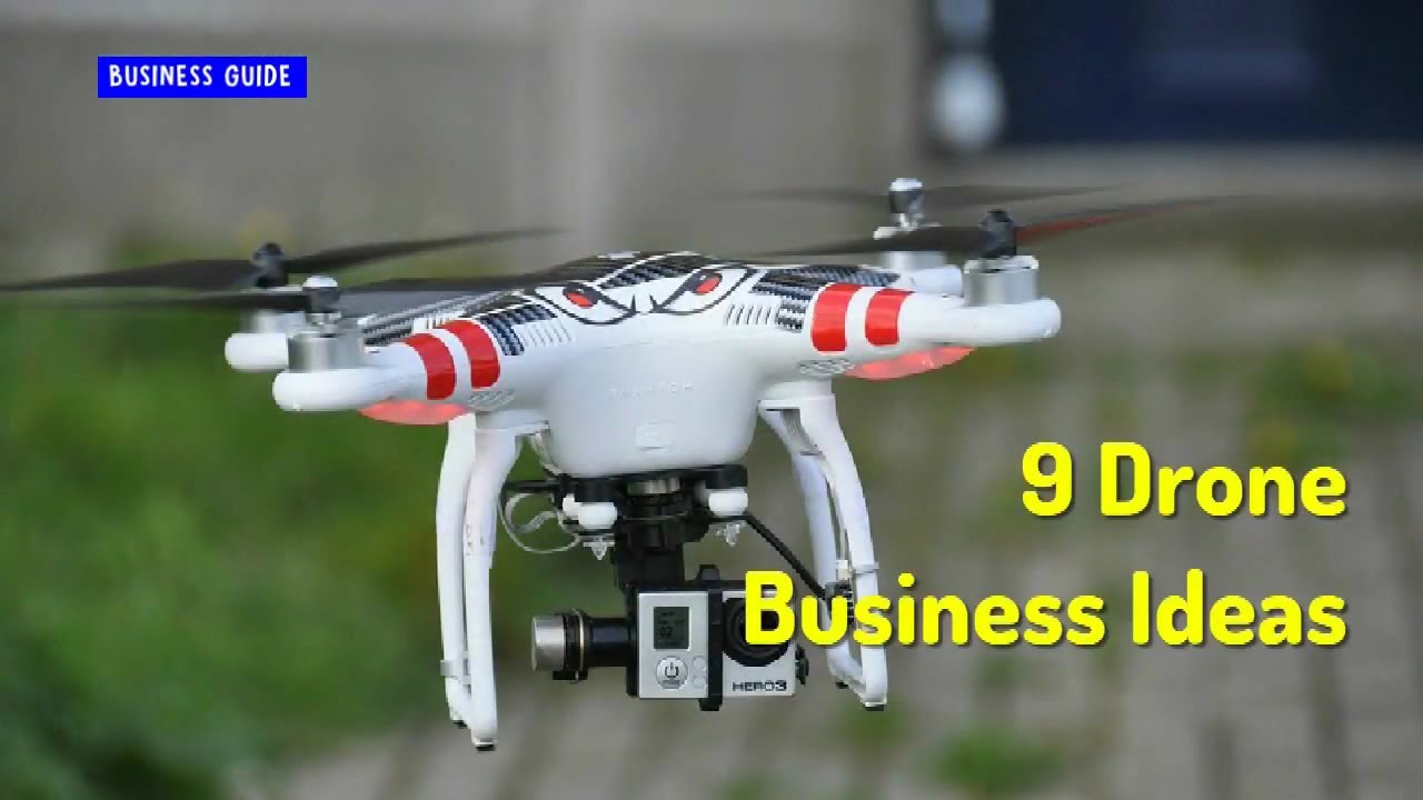 How to Make Money With a Drone Easily (9 Drone Business
