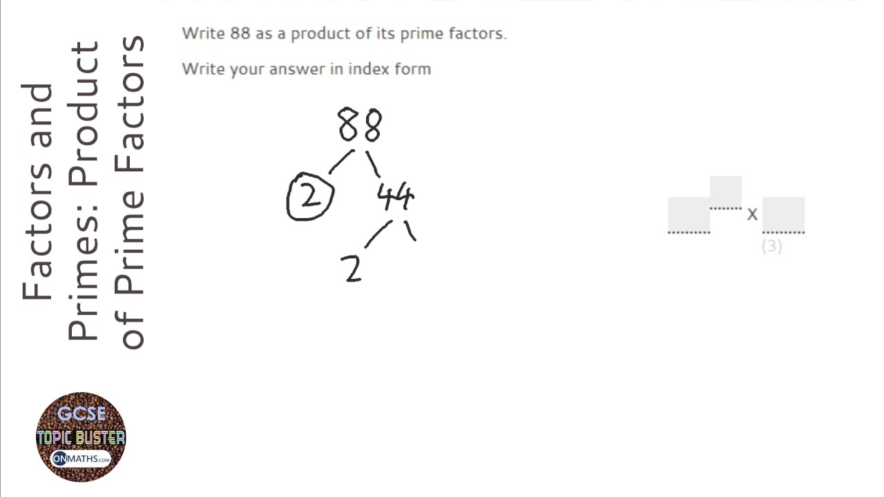 write 63 as a product of prime factors What are 42 and 63 as products of their prime factors how do you write 63 as a product or prime factors 63 = 7  3  3 share to: eric barnes 497,047 contributions.