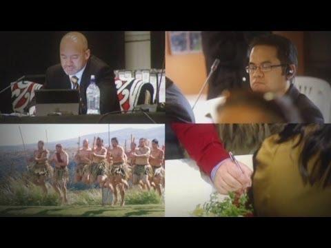 Waitangi Special - The Waitangi Tribunal