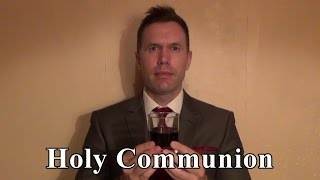 Holy Communion - The Eucharist - The Lord