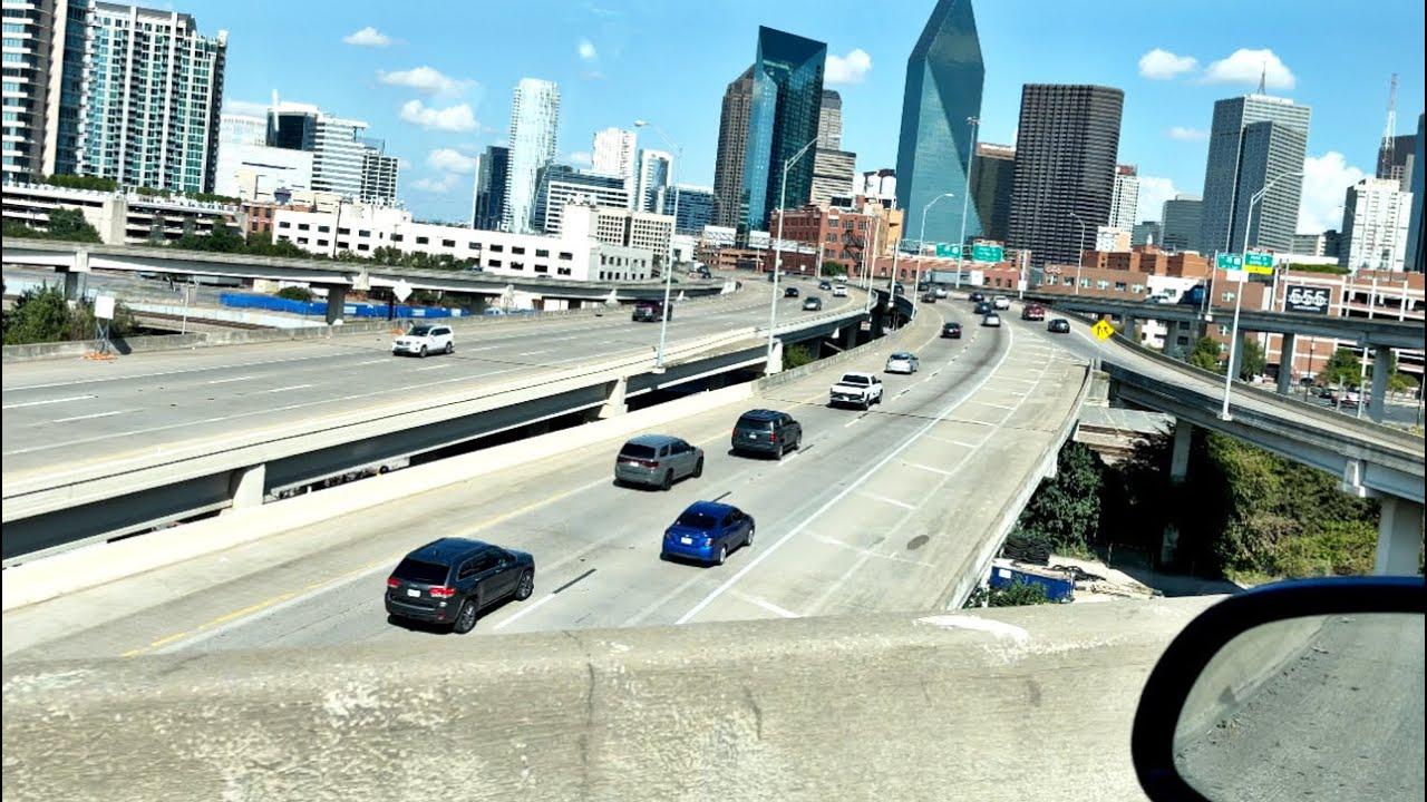 Phượt Xuyên Mỹ Về Houston