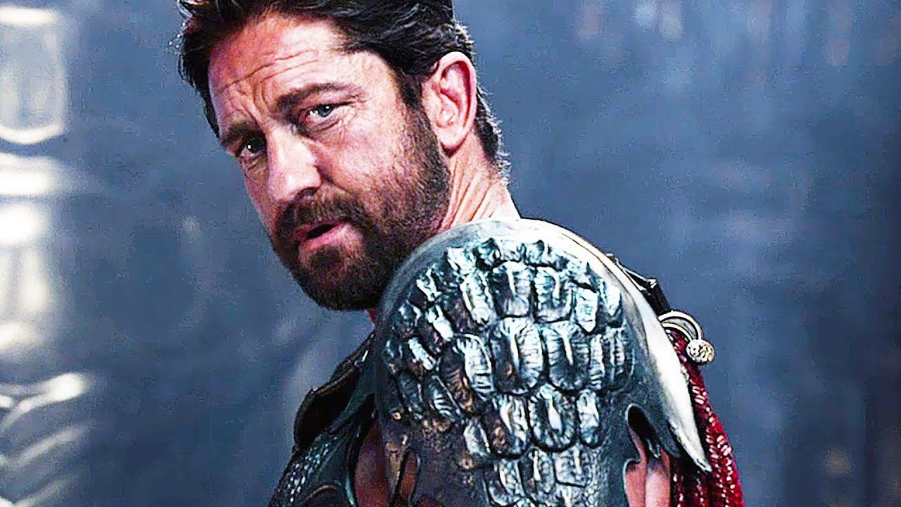 GODS OF EGYPT Trailer ... Gerard Butler Movies