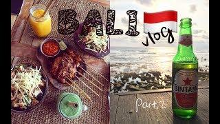 BALI 2018 Prt.2-SKY GARDEN клуб,ОСТОРОЖНО-Много еды,сёрфинг,Чангу,TanahLot Бали