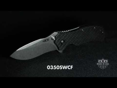 Zero Tolerance 0350SWCF Onion / Strider video_1