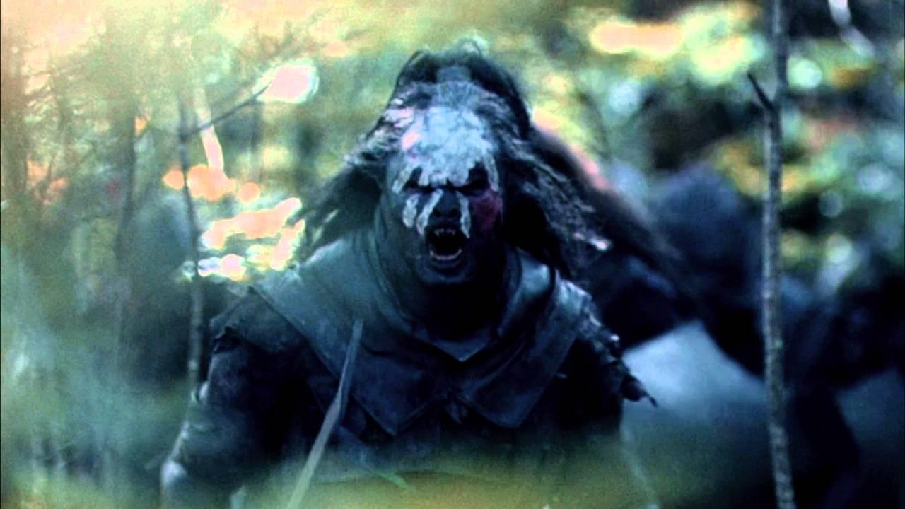 Uruk-Hai Isengard Theme Song - YouTube