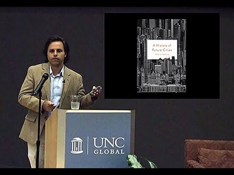 2014 UNC Global Sustainability Symposium: The Story of Cities