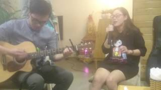 Ngại ngùng - hương tràm (guitar cover)