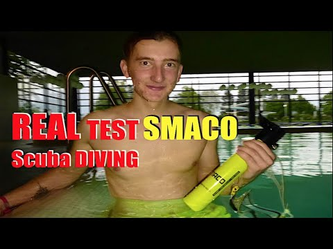 real-test-smaco-scuba-diving-and-hand-pump-test-englisch