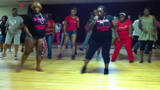 Still Angry Line Dance